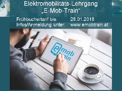 E-Mob Train Coverbild